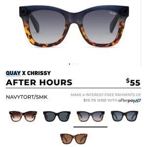 Quay Chrissy Teigan shades
